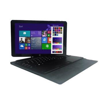 Swipe Ultimate 3G 2-in-1 Laptop(Atom Baytrail Quad Core/2GB/32GB/Win 10) - Black