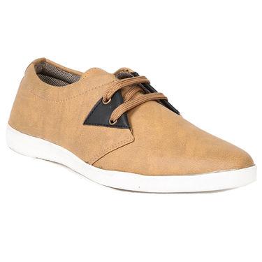 Tan Casuals Shoes -Ts37