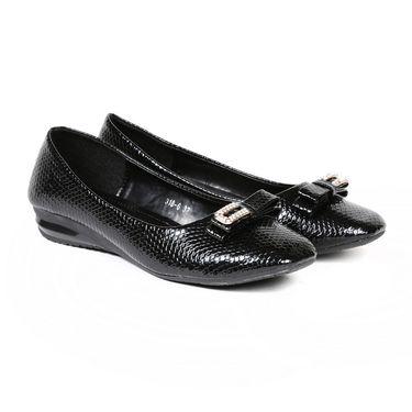 Ten Patent Leather Black Bellies -ts209