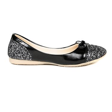 Ten Synthetic Leather Black Bellies -ts281