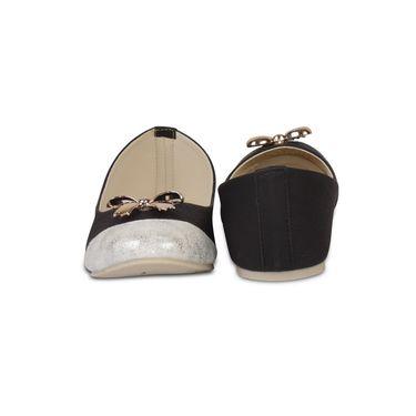 Ten Artificial Leather Black Bellies -ts94