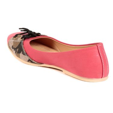 Ten Synthetic Leather Pink Bellies -ts265