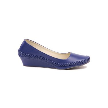 Ten Synthetic Leather Blue Bellies -ts247