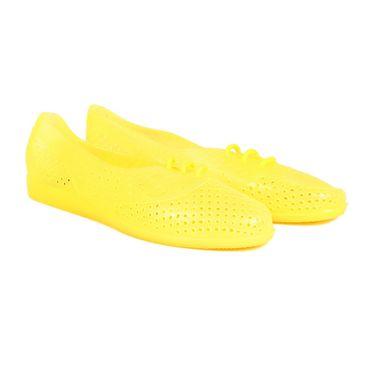 Yellow Flip Flop For Women -Te33