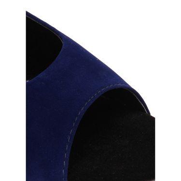 Ten Suede Blue Sandals -ts207