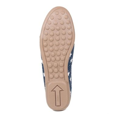 Ten Fabric Blue Womes Sports Shoes -ts320