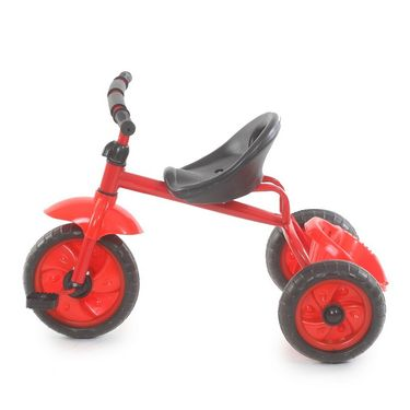 Easy to Roam Tricycle with Basket - Red