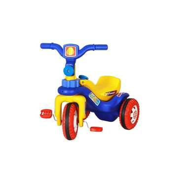 Playtool Tricycle Cum Scooty 2 in 1 Scooter