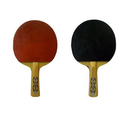 Pair of Table Tennis Rackets - TT 1551