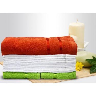 Story@Home 13 Pcs Premium Towel Combo 100% Cotton-Multicolor-TW12_05X-01S-03M