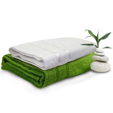 Set of 2 Storyathome Cotton Bath Towel-TW_1201-L_1203-X