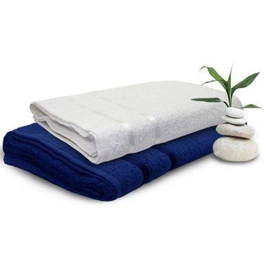 Set of 2 Storyathome Cotton Bath Towel-TW_1201-L_1207-X