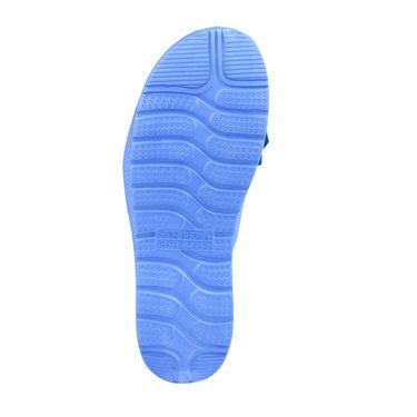 Ten PVC Slippers For Women_tenbl054 - Blue