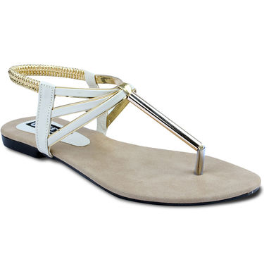 Ten Patent Leather Womens Sandals For Women_tenbl144 - White