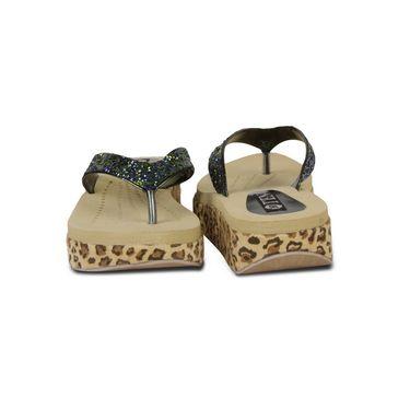 Ten Synthetic Sandals  For Women_tenbl184 - Green