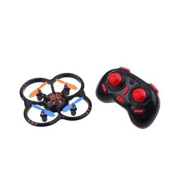 The Flyer's Bay 4channel UFO Intruder micro Quadcopter - Black