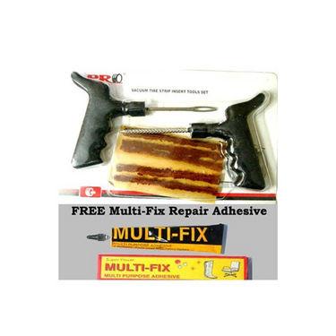Puncture Repair Kit for Tubeless Tyre - Pack of 2