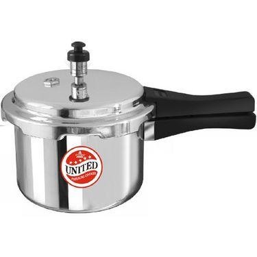 United Outerlid Pressure Cooker Elegance 5 Ltr