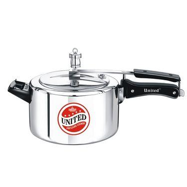 United Innerlid Pressure Cooker Regular 4 Ltr