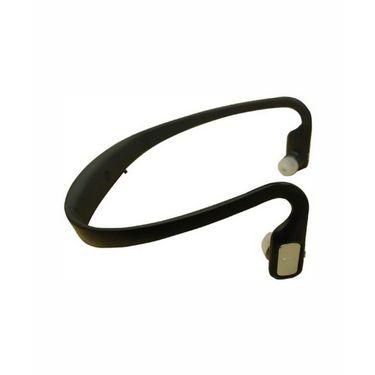 Vibrandz 602P Wireless Bluetooth Gaming Headset - Black