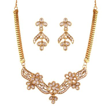 Combo of 4 Nacklace Sets + 1 Chain Pendent Set_Vd14051