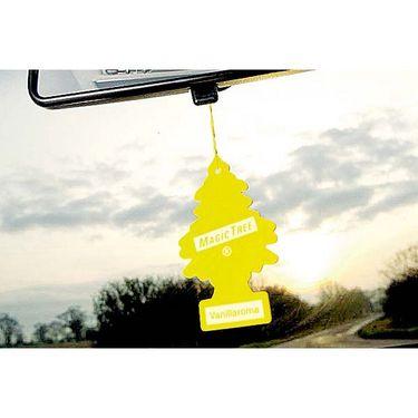 Combo of Car Vacuum Cleaner, DVD Holder, Freshner, Blind Spot Mirror and Non-Slip Dash