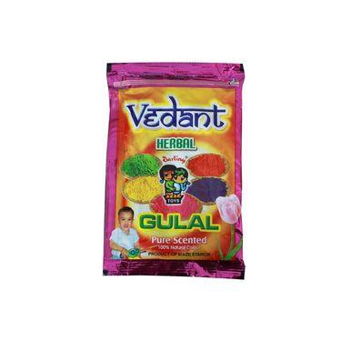 Holi Green Water Pichkari Shape Squirter With Gulal 0928-2VHG