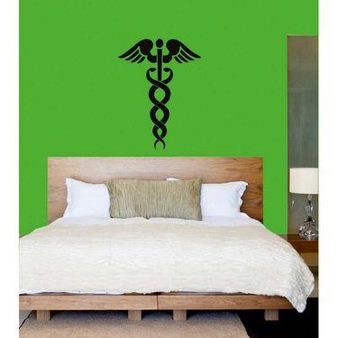 Black Decorative Wall Sticker-WS-08-011
