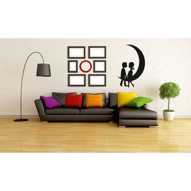 Baby Couple Decorative Wall Sticker-WS-08-065