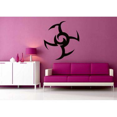 Rangoli Design Decorative Wall Sticker-WS-08-150