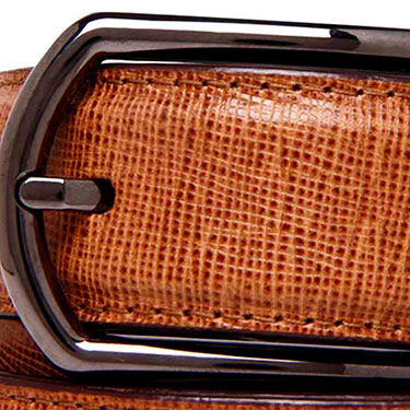Walletsnbags Leather Belt - Brown_B 50-TN