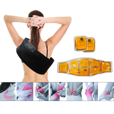 Zeal Body Warmer & Pain Relief (Set of 4) - New