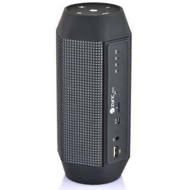 Zync Fuzon K20 Bluetooth LED Speaker cum Power Bank - New