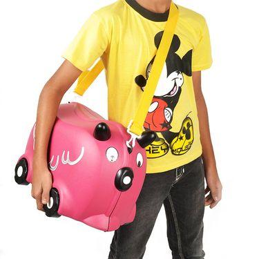 Bolsa Kids Special Handy Multipurpose Traveling Strolly - Pink Sheep