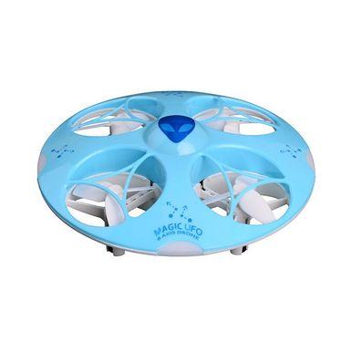 4 Ch RC Magic UFO with LED Lights - Blue