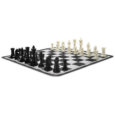 AVM Tournament Chess Board Set (Assorted)