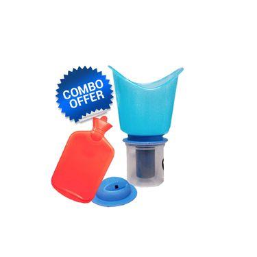 Dr.Morepen VP03 Breathe Free Sprayer + Hot Water Bottle