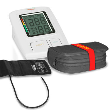 Health Combo of Blood Pressure Monitor and Infrared Thermometer