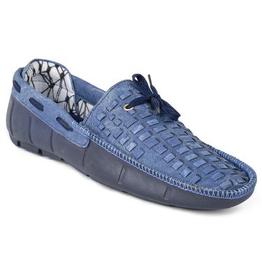 Foot N Style Blue Casual Shoes _FS384