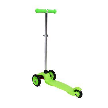 Kids 3-Wheel Twist Scooter - Green