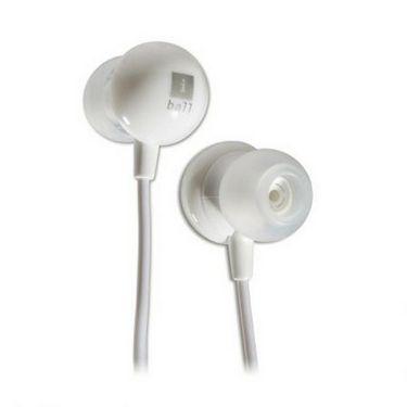 iBall Pearl Earphones - White