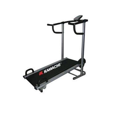 Kamachi Treadmills 2 In 1 Manual Jogger