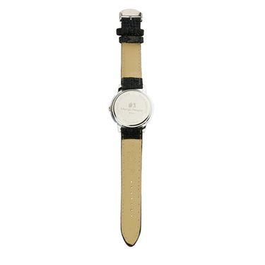 Mango People Analog Round Dial Watch For Men_mp010 - White