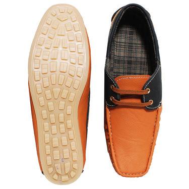 Detak Pvc Loafers Shoes -Rocky15
