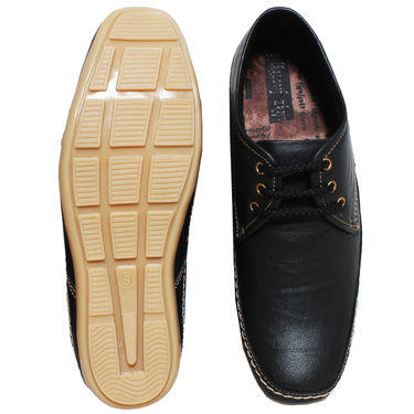 Detak Synthetic Leather Casual Shoes -Rocky7