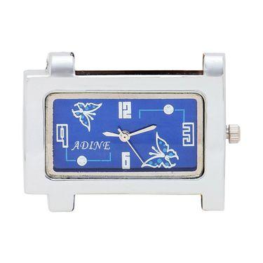Adine Analog Wrist Watch For Women_Ad1241bkb - Blue