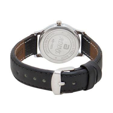Adine Analog Wrist Watch For Women_Ad1253bks - Silver