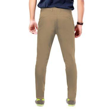 Uber Urban Cotton Trouser_ub25 - Beige