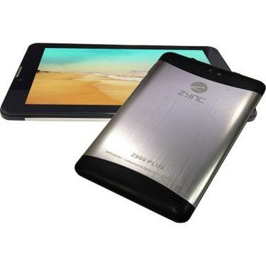 Zync Z900 Plus Quad Core 3G Calling Tablet (RAM:1GB, ROM:8 GB, Wi-Fi+3G) - Black