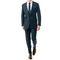 Vimal Suit Length (Coat + Trouser) For Men - Blue